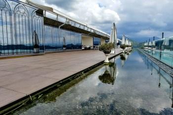 日月潭美景盡收眼底 雲品酒店不對外開放 超完美頂樓視角也是秘境  (Fleur De Chine Hotel)