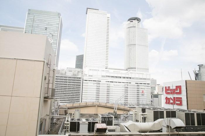 Meitetsu New Grand Hotel  名古屋車站旁一分鐘可達 住在Bic Camera樓上,千里馬藥局隔壁 樂高樂園一站可達
