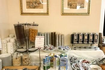 歐式早餐大方享用 生熟美食任君選擇 palace hotel zagreb飯店早餐