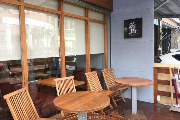 宜蘭在地漁港的現撈仔 里海cafe