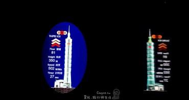 『愛上101,樂在觀景台』 Loving Taipei 101 登上101最高樓 TWG唐寧情人套餐