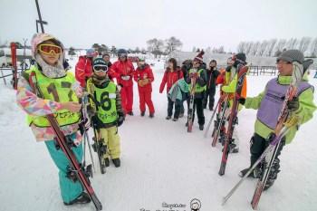 想玩雪?來找專業滑雪教練外加中文助教@北海道旭川 canmore ski village 滑雪學校