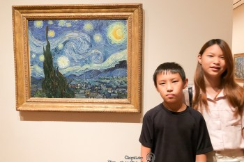 MoMA 紐約必訪 近距離接近莫內,梵谷 紐約現代美術館(16歲以下免費,週四延長開館時間 下午四點後免費入館