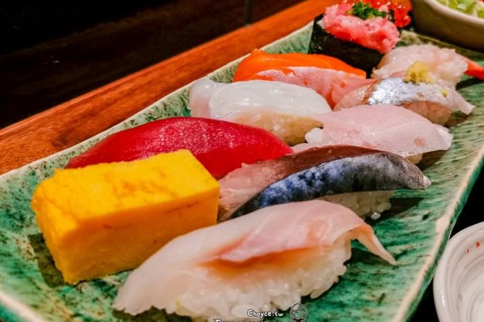 好吃根室花丸壽司不用等 札幌站旁 壽司爐端燒四季花丸 午間套餐划算大推