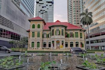 The House on Sathorn 曼谷經典美食推薦 W hotel旁 百年老屋餐廳  Asia's 50 Best Restaurants