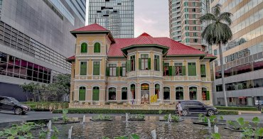 The House on Sathorn 曼谷經典美食推薦 W hotel旁 百年老屋餐廳  Asia's 50 Best Restaurants
