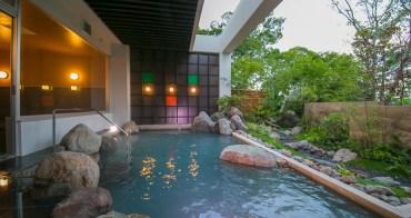 別府溫泉住宿推薦 2018年新開飯店 杜之湯溫泉飯店 可穿泳裝泡溫泉