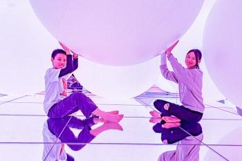 東京親子必訪推薦 互動式體驗藝術任你玩出新高度 豐洲 teamLab Planets TOKYO