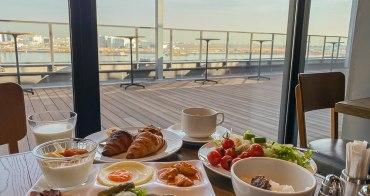 欣賞羽田空港美景 從早到晚都精彩 以營養豐盛美式早餐揭開東京自助序幕 川崎KING SKYFRONT東急REI大飯店