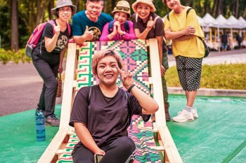 週末考完試帶孩子一起更認識台灣 最在地文化體驗 山那邊的市集