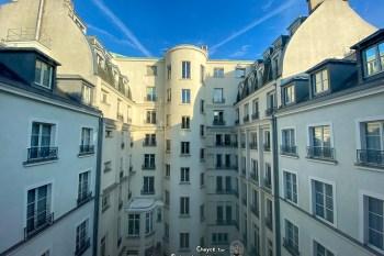 艾蜜莉視野 巴黎最棒景觀 巴黎公寓式酒店推薦 馨樂庭巴黎歌劇院旅館 (Citadines Opéra Paris (Apart hotel Paris))