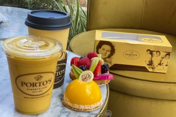 Porto's Bakery & Cafe 古巴媽媽的美國夢 洛杉磯美食必推 Cheese Roll是絕品