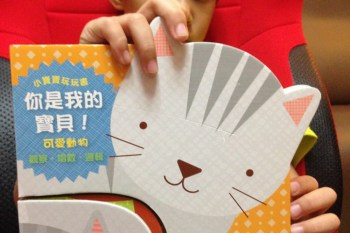 (小小孩愛閱讀) 子鈞哥哥朗讀示範:你是我的寶貝系列套書:小寶寶玩玩書/觀察.唱數.邏輯