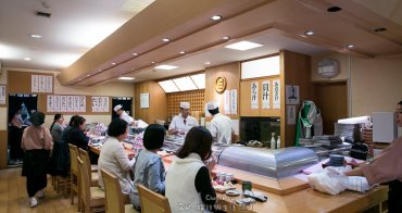 來新潟一定要大啖日本海鮮啊!富壽司 超便宜人氣壽司名店,新潟車站附近