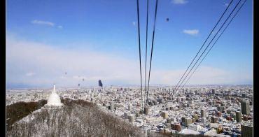 (日本北海道) 超人氣札幌夜景與戀人聖地 情人鎖與幸福鐘@札幌藻岩山 MOIWA山