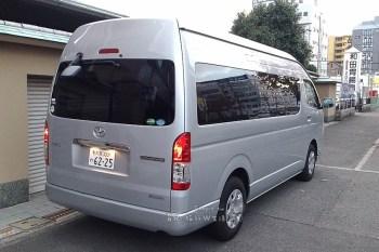 (日本租車自駕) 家族好友出遊 十人座租車特殊駕照 費用與內裝與容量 香港Davy小編分享