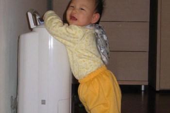 小喬滿10個月囉!!