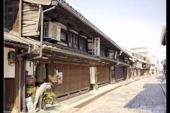 富山縣高岡市金屋町 銅器の里 日本銅器發祥地 (400年歷史的老街)