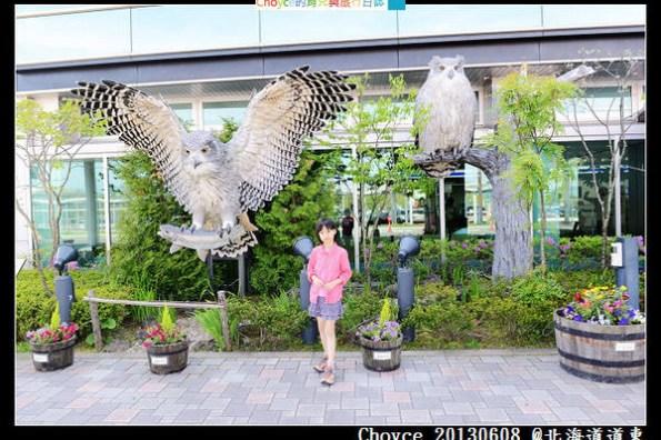 台灣直飛釧路空港(丹頂鶴機場) 好吃好玩好買還有國旗迎接