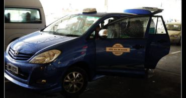 (馬來西亞) 計程車推薦-Bluecab