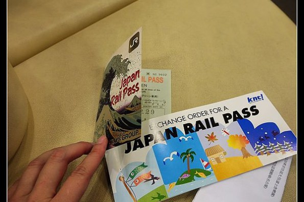 (日本)JR PASS 21日指定席票24張