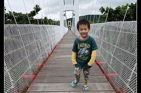 (台灣好好玩) 屏東滿州港口大吊橋