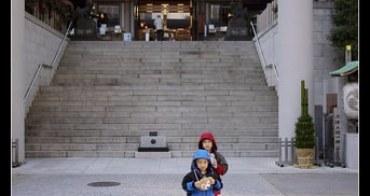 東京都 港區芝大神宮 住持加持過的強運御守果然不同凡響