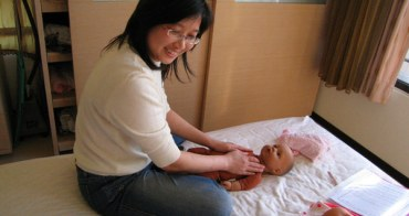 大力推薦AMY阿姨的嬰幼兒按摩!