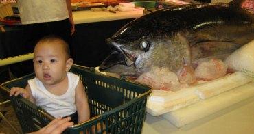 子喬子鈞與黃鮪魚