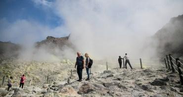 屈斜路湖 自然科學教室開張 環保創作、硫黃山(硫磺) 阿寒國立公園 川湯環保展覽館