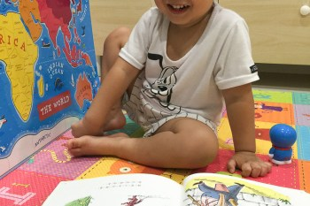 兩歲娃兒愛閱讀【親子共讀】Curious George 好奇猴喬治系列繪本 6本960元