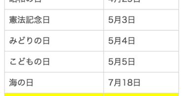 2017年日本三連休看過來 交通黑暗日 旅遊規劃一定要避開!