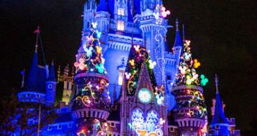(日本千葉縣) 東京迪士尼樂園30週年 城堡探險趣 公主房間解密