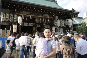 (日本)20100725 大阪 天神祭船渡御與花火大會