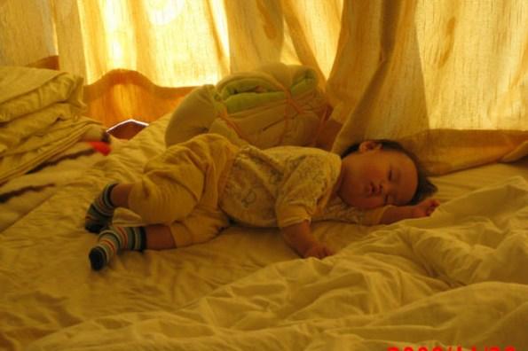 輕鬆簡單的睡覺時間