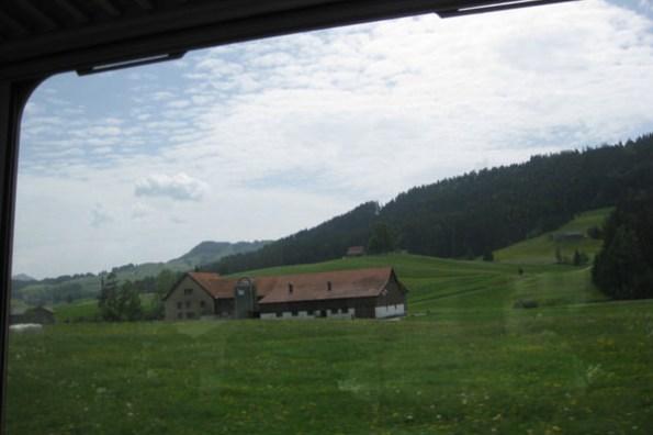 524瑞士東北走透透,appenzell簡單走