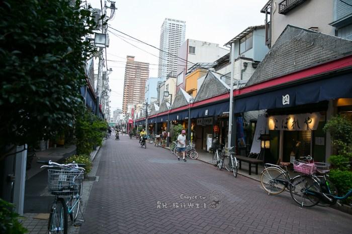 東京在地美食必吃 月島文字燒 大阪燒示範教學 老街巡禮真有趣 つきしま小町