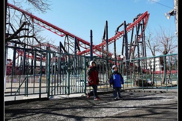 (日本山梨縣) 富士急樂園內的湯瑪士樂園 トーマスランド