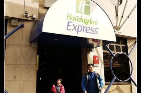 (歐洲) 法國巴黎住宿-假日快捷酒店Express by Holiday Inn Paris–Place d'Italie