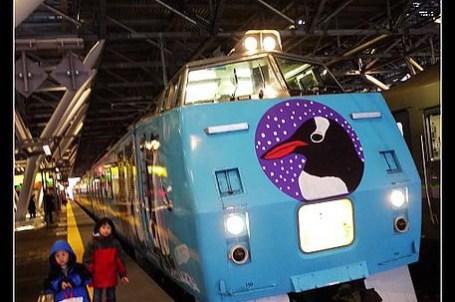 北海道親子遊 小朋友們的南瓜馬車 旭山動物園號列車特別報導