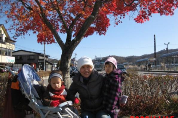 (日本長野縣) 輕井澤 騎親子腳踏車紅葉狩(購物、美食推薦)