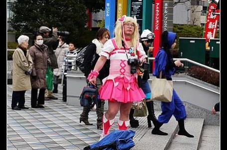 (日本) 20110115 東京 Cosplay大會師@東京巨蛋
