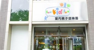 (台北好好玩) 美麗華旁,室內親子遊樂園 Fun-Kid-Fun 樂童樂推薦(1歲到8歲)首都大飯店『夏趣首都』專案