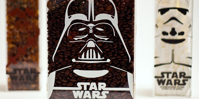 Star Wards Coffee Set