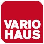 Logo der Firma VARIO FERTIGHAUS