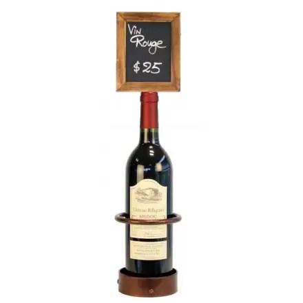 presentoir 1 bouteille