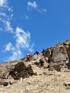 Descending Table Mt.