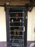 Behind bars in the Frontier Prison