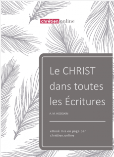 Le Christ dans Toutes les Ecritures News-Letter