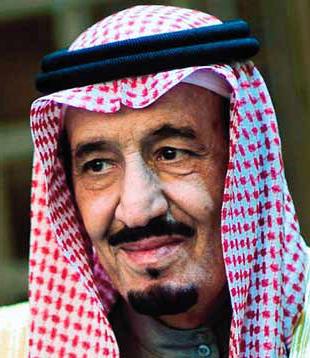 Le nouveau roi Salmane ben Abdelaziz Al-Saoud.